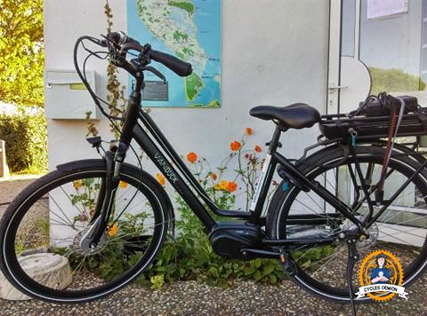 Vélo à assistance électrique Van Dijck PHAEDRA occasion